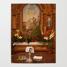 Holy communion Poster