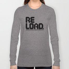 RELOAD LOGO Long Sleeve T-shirt