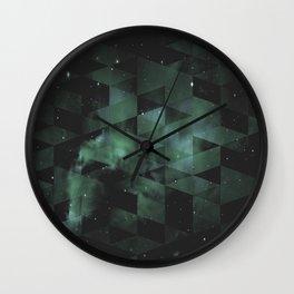 NO ONE CARES Wall Clock