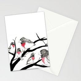 Grosbeak - sketch Stationery Cards