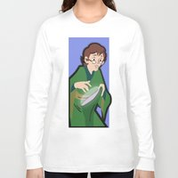 dungeons and dragons Long Sleeve T-shirts featuring DUNGEONS & DRAGONS - PRESTO by Zorio