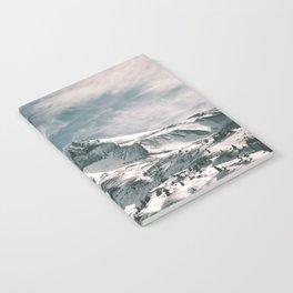 Mount Hood IV Notebook