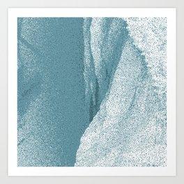 ICEland in my mind Art Print