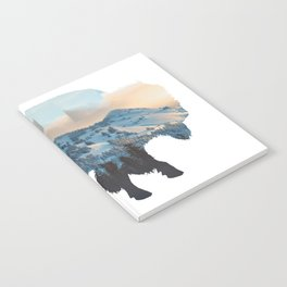 Bison Mountain Notebook