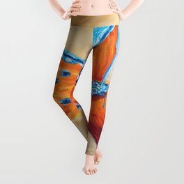 Sweet wonder aqua | Douce merveille aqua Leggings