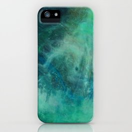 Abstract No. 318 iPhone Case