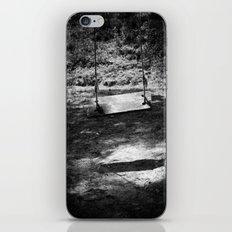 columpi iPhone & iPod Skin