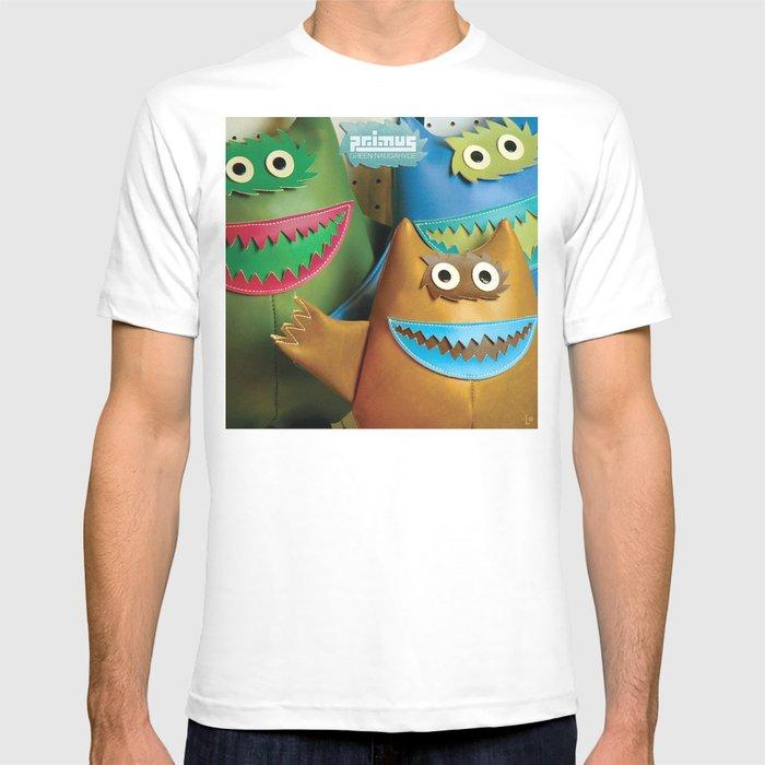 Alt. Album Cover: Green Naugahyde T-shirt