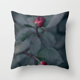 Flower Photography by Kirill Pershin Throw Pillow
