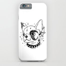 HELL PUPPY iPhone Case