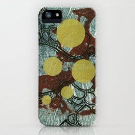 Liberated series, #1 iPhone Case