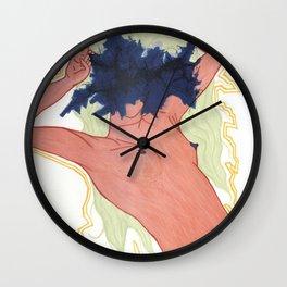 Euphrosyne Wall Clock