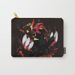 Genshi Ruby Groudon Carry-All Pouch