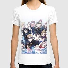 Anime Teens japanese T-shirt