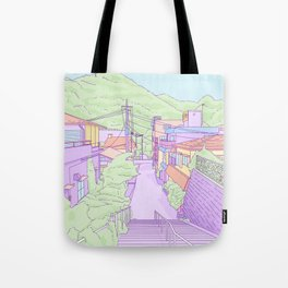 Another everyday place in Japan Tote Bag