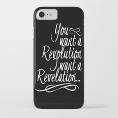 You want a revolution... iPhone 7 Slim Case