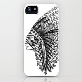 INDIANS - 3 iPhone Case