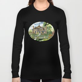 The House on Spring Lane Long Sleeve T-shirt