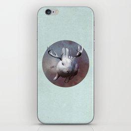Evil Bunny iPhone Skin