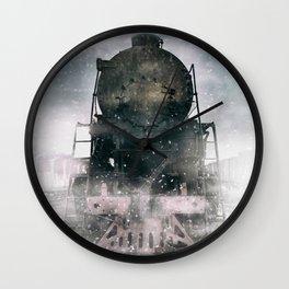 When the winter comes Wall Clock