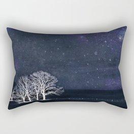 Fabric of Space Rectangular Pillow