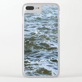 Flick Clear iPhone Case
