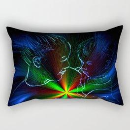 Mother love Rectangular Pillow