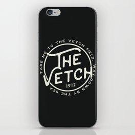 Vetch Field Football Ground iPhone Skin