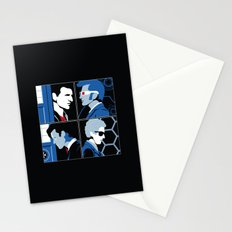 The 4 Doctors (2005-2018) Stationery Cards