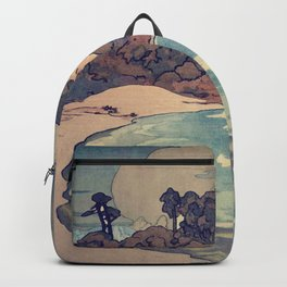 Storms Rise in Dahan Backpack