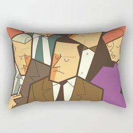 Madison Avenue Rectangular Pillow