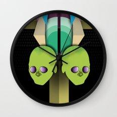 PRAY Wall Clock