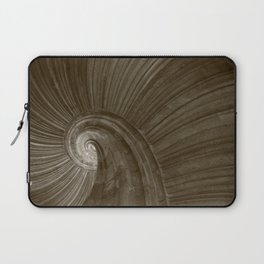 Sand stone spiral staircase 5 Laptop Sleeve
