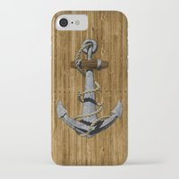 anchor iPhone & iPod Cases featuring Anchor by MacDonald Creative Studios