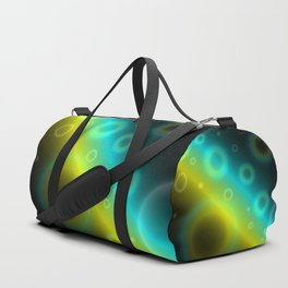 Bubbles Abstract Background G115 Duffle Bag