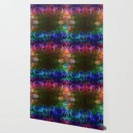 abstract fern Wallpaper