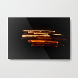 Playing with Fire 18 Metal Print