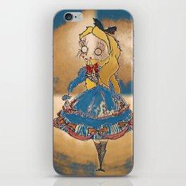 Velvetesque Dolls • Wonderland Collection #1D iPhone Skin