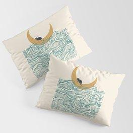 Good Night Meow 1 Pillow Sham