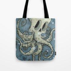 Nasty octopus Tote Bag