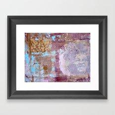 GO Framed Art Print