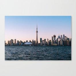 Toronto Strong Canvas Print