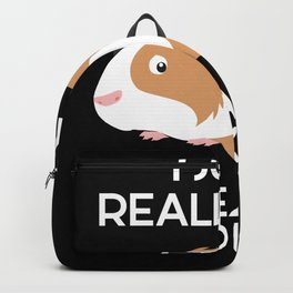 Really Like Guinea Pigs Rodent Backpack