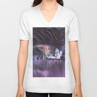 spirited away V-neck T-shirts featuring Spirited Away by snowmarite
