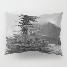 Melted Tree Pillow Sham