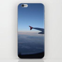 L'aereo - Mattemike iPhone Skin