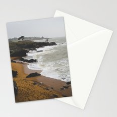 The beautiful storm Stationery Cards