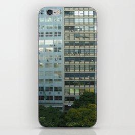squares iPhone Skin