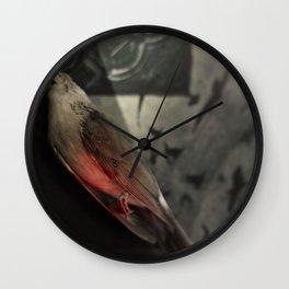 Bird I Wall Clock