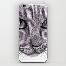 Cats eyes... iPhone & iPod Skin